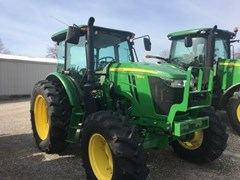 Tractor For Sale 2018 John Deere 6120E , 120 HP