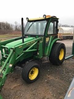 Tractor For Sale 2000 John Deere 4700 , 41 HP