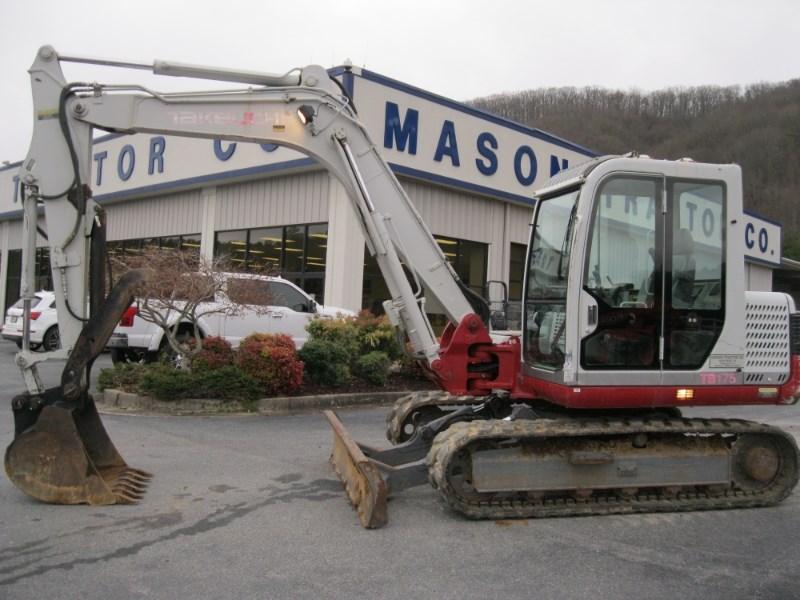 2006 Takeuchi TB175 Excavator-Track For Sale