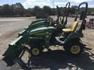Tractor For Sale:  2009 John Deere 2305