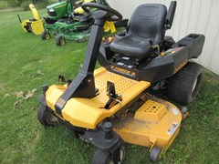 Riding Mower For Sale 2016 Cub Cadet ZF S54 , 25 HP