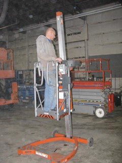 Personal Lift-Portable For Sale 2012 JLG FS80