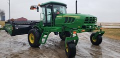 Windrower For Sale 2013 John Deere W150