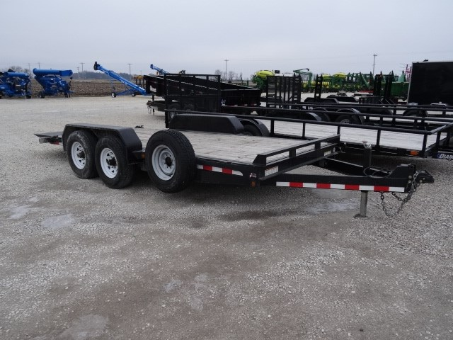 2013 Sure Trac ST7918TE-B-140 Utility Trailer For Sale