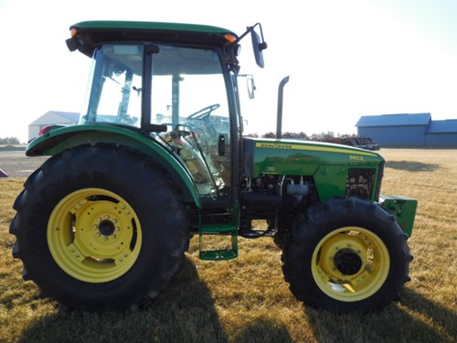 Tractor For Sale:  2008 John Deere 5603 , 99 HP