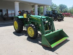 Tractor For Sale 2009 John Deere 5065E , 65 HP