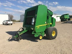 Baler-Round For Sale 2015 John Deere 569