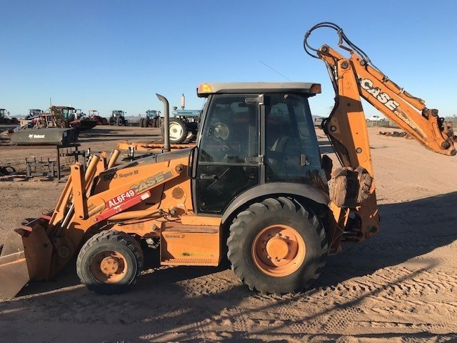 2005 Case 580SM Loader Backhoe For Sale