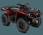 ATV For Sale: 2018 Can-Am 2018 OUTLANDER 650XT RED SKU # 2PJC