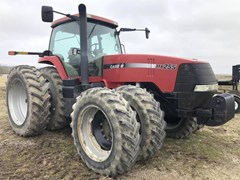 Tractor For Sale 2004 Case IH MX255 , 215 HP