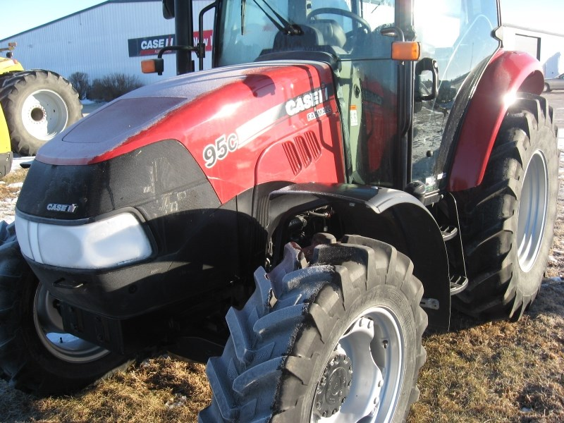 2013 Case IH 95 C Tractor For Sale