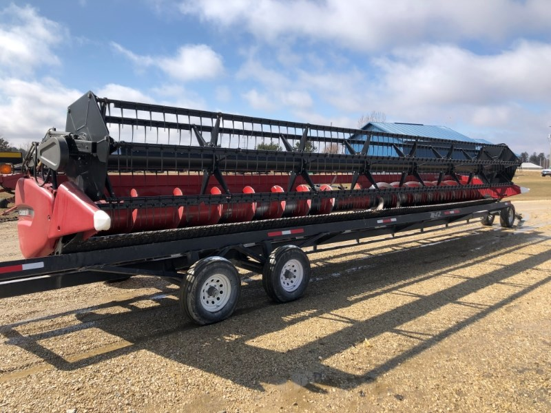 2012 Case IH 3020 Header-Draper/Flex For Sale
