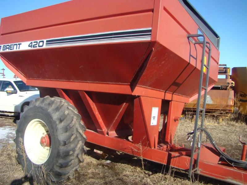 Brent 420 Grain Cart For Sale