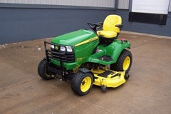 Riding Mower For Sale 2009 John Deere X748 , 24 HP