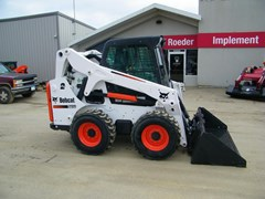 Skid Steer-Mini For Sale 2014 Bobcat S650 , 75 HP