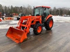Tractor For Sale:  2012 Kubota M7040HDC1