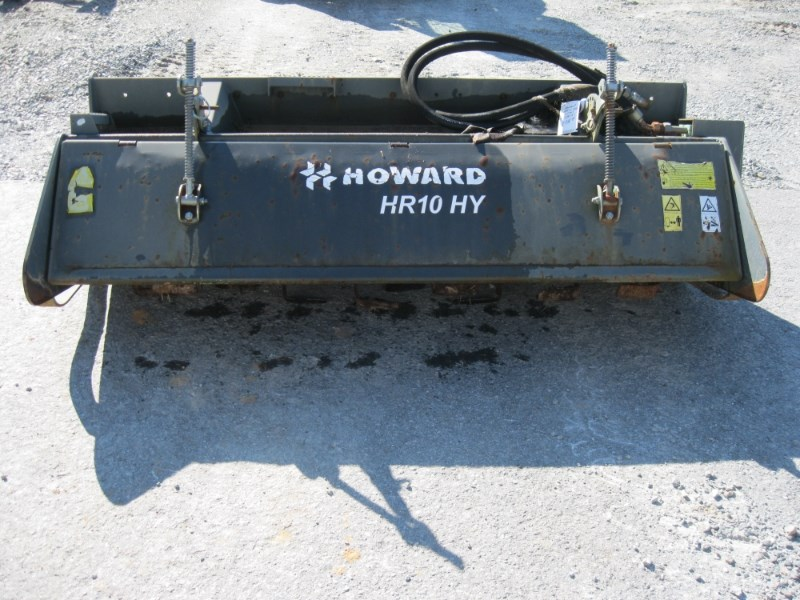 Howard HR10 190 HY-20 Rotary Tiller For Sale