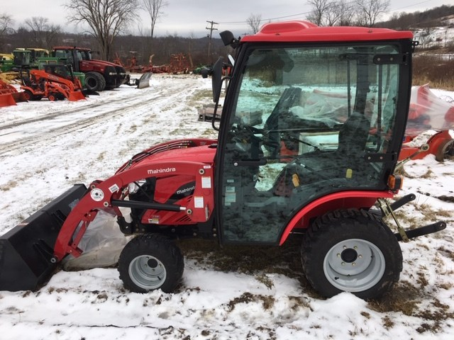 2016 Mahindra EMAX25HC Tractor - Compact For Sale