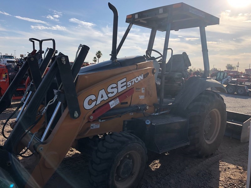 2019 Case 570NEP Tractor