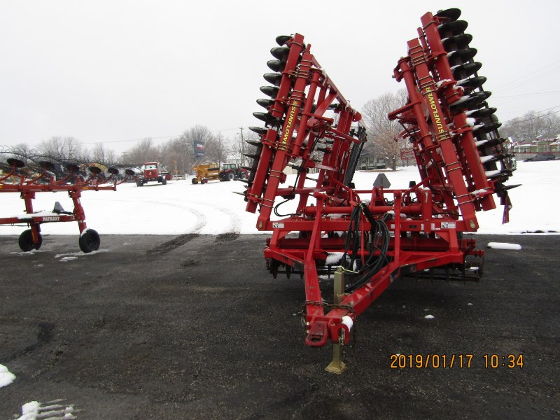 2006 Sunflower 6333-25 Field Cultivator For Sale