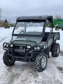 Utility Vehicle For Sale 2016 John Deere XUV 825i