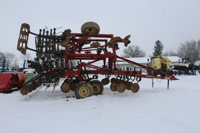 Salford 570RTS Vertical Tillage For Sale