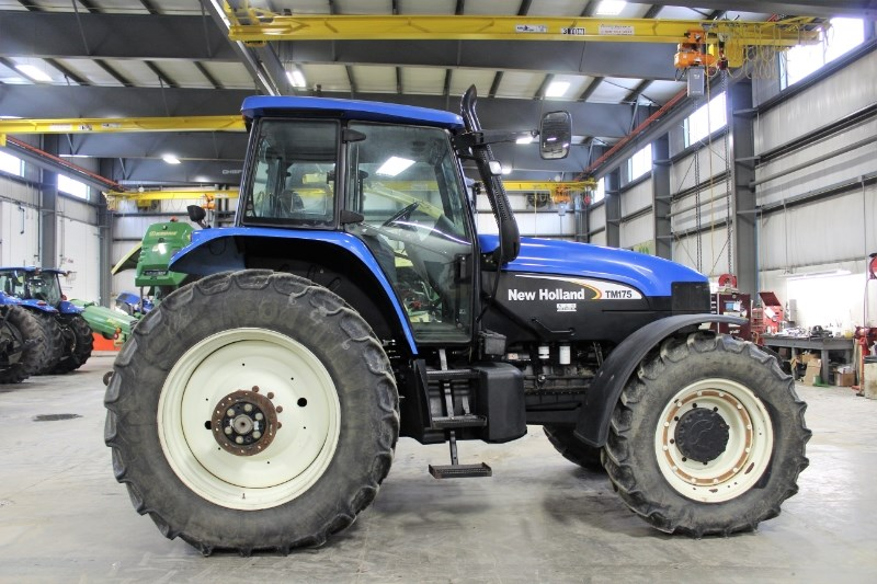 2003 New Holland TM175 Tractor For Sale