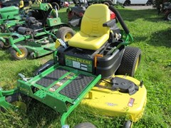 Zero Turn Mower For Sale 2017 John Deere Z375R , 25 HP
