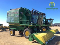 Cotton Stripper For Sale 2011 John Deere 7460