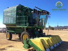 Cotton Stripper For Sale 2012 John Deere 7460