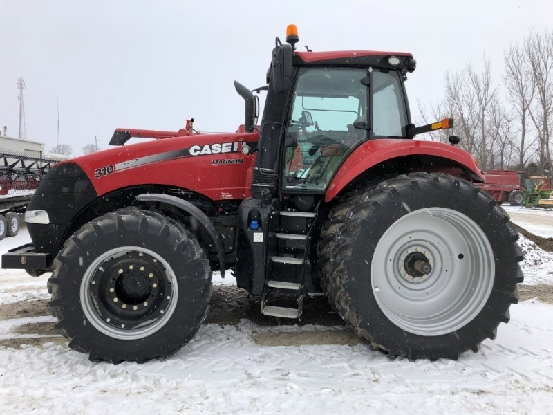 2017 Case IH Magnum 310 Tractor For Sale
