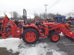 Tractor For Sale 2014 Kubota L3901HST , 39 HP