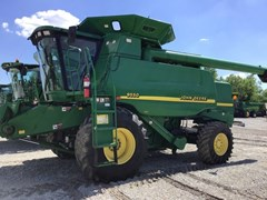 Combine For Sale 2001 John Deere 9550