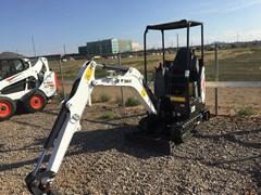 Excavator-Track :  Bobcat E20 T4