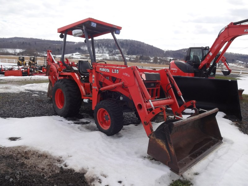 2003 Kubota L35 Tractor For Sale