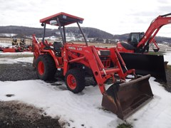 Tractor For Sale 2003 Kubota L35 , 35 HP