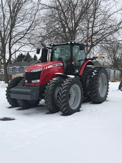 Tractor For Sale 2013 Massey Ferguson 8660 , 295 HP
