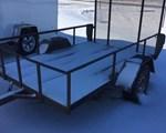Equipment Trailer For Sale: 2003 Misc 2003 HMDE UTILITY STEEL FRAME 5X8 TRAILER