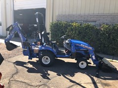 Loader Backhoe For Sale:  New Holland WM25S