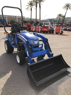 Tractor For Sale:  New Holland WM25S