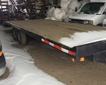 Equipment Trailer For Sale: 2012 Currahee 1077.5