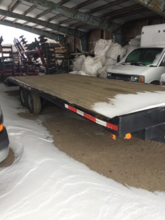 Equipment Trailer For Sale 2012 Currahee 1077.5