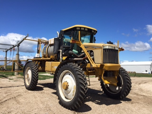 2005 RoGator 874 Sprayer-Self Propelled For Sale
