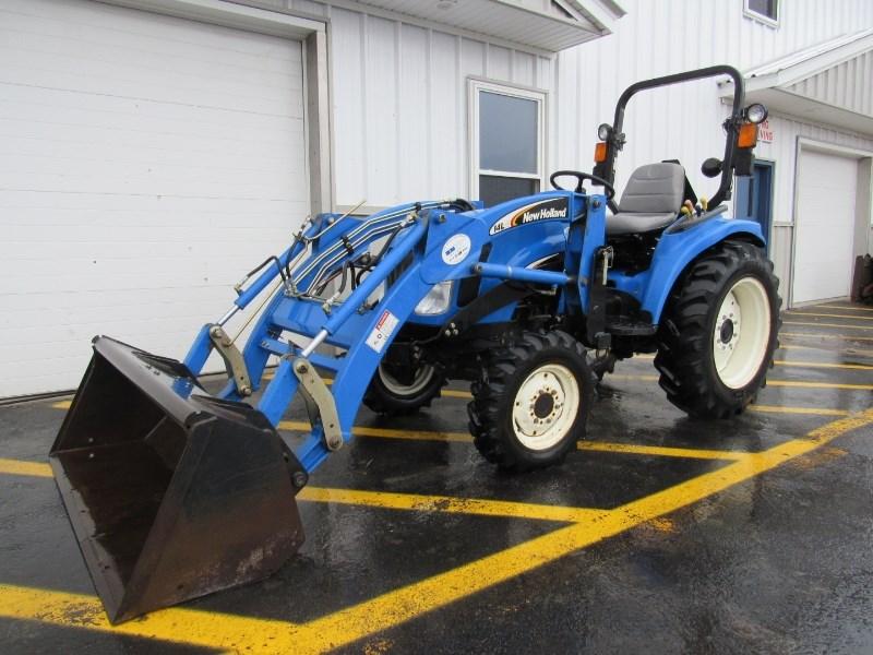 New Holland TC33DA Tractor For Sale