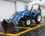 Tractor For Sale:  New Holland TC33DA