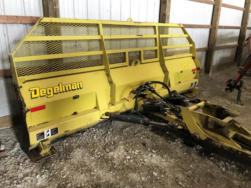 Degelman UNDERCARRIAGE Hitch For Sale