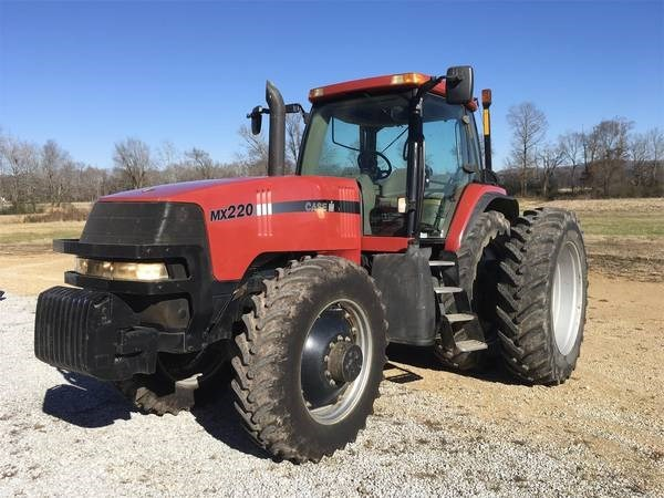 2001 Case IH MX220 Tractor For Sale » H&R Agri-Power