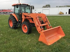 Tractor For Sale 2014 Kubota M8560HDC , 85 HP