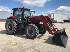 Tractor For Sale 2017 Case IH MAXXUM 125 , 125 HP