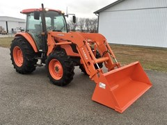 Tractor For Sale 2012 Kubota M9540HDC12 , 95 HP